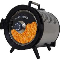 Syntrox 5 Liter Rotierender Backofen - Der Alleskönner für Ihr zu Hause