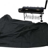 Syntrox Abdeckplane für Smoker Regenplane Abdeckung Schutzhülle 600-AP