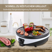 Syntrox 3 in 1 Crepemaker Pancakemaker Grill Luzern