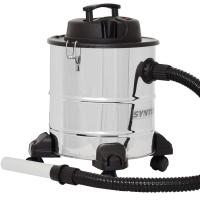 Syntrox Aschesauger Aschestaubsauger Feinstaubsauger 20 Liter Vesuv