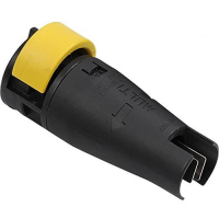 Syntrox Hochdruckreiniger mit Schlauchtrommel und Click & Clean Stausystem