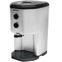 Syntrox Milchshakemaschine mit Kompressor- Frozen Yogurt - Milchshake Maschine - Flas