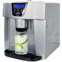 Syntrox Digitaler Eiswasser- und Eiswürfelbereiter mit Spender