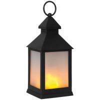 Star Trading LED-Laterne mit realistischem Flammeneffekt