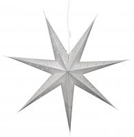 Weihnachts-Hängestern Solvalla, 1 x E14/25W, Durchmesser 750 mm