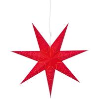 Star Trading Weihnachtsstern Sensy rot