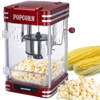 Syntrox Nostalgie Retro Popcorn Maker Popcornmaschine PCM-310 Wyoming