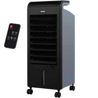 Syntrox 4 in 1 Luftkühler Luftbefeuchter Lufterfrischer und Ventilator mit Touch Pane