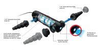 Ubbink ALGCLEAR UVC 95000 - UV-C Lampe (TUV-PLL) : 95 Watt
