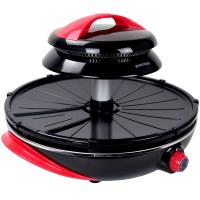 Syntrox Infrarot-Grill mit Keramikbeschichtung Tischgrill Elektrogrill