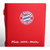 flexible Kofferhülle FC Bayern München 67-77 cm