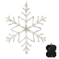LED-Schneeflocke