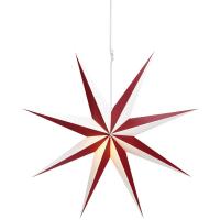 Weihnachtsstern, Alva, 1 x E14/25W, Durchmesser 750 mm