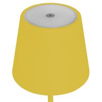 LED-Außentischleuchte NUINDIE gelb