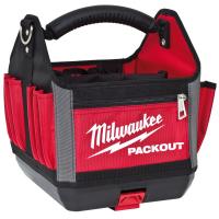 MILWAUKEE Werkzeugtasche, Packout, 28 Fächer