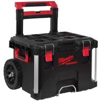 MILWAUKEE Trolley-Koffer, Packout, Koffer inkl. kleiner Werkzeugtrage