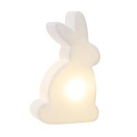 Shining Rabbit Micro - Leuchtender Hase, ca. 12 cm hoch
