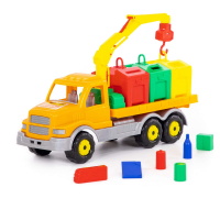 Polesie Gigant Kontainerwagen