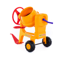 Wader Mischmaschine mit Anhängerkupplung