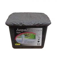 Ubbink ARDALES - Acrylsäule mit Strudel-Effekt in der Säule - 90l