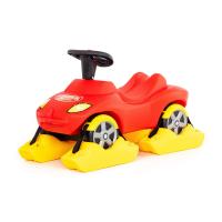Wader Action Racer Rutscher mit Kufen