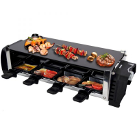 Syntrox Raclette-Grill Aarau für 8 Personen, 1.200 W