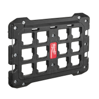 MILWAUKEE Montage-Adapter, Packout, zur stationären Aufbewahrung