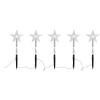Star Trading Sternenstäbe 5er-Set