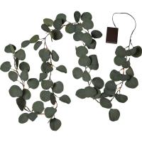 Star Trading LED-Minilichterkette Eucalyptus