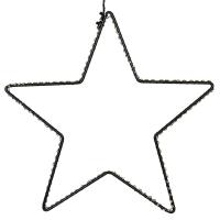 Mark Slöjd LED-Stern Alpha 150 warmweiße LEDs