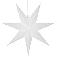 Mark Slöjd Weihnachtsstern Admira Papier weiß
