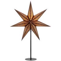 Mark Slöjd LED-Weihnachtsstern Gleam Bronze