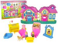 Puppenhaus Villa Sound und Licht