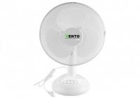 Ventilator Vento Bodenventilator 30 cm 40W Weiß Windmaschine Luftkühler