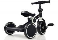 Dreirad Schwarz-Weiß