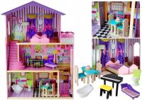 Puppenhaus Stella aus Holz