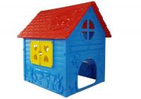 Spielhaus für Kinder 456 Blau