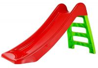 Kinderrutsche 428 Grün-Rot