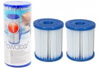 Bestway Flowclear Filterkartuschen Gr. I Doppelpack