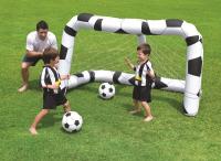 Fußballtor, Fußball-Tor mit 2 Bällen, 213 x 122 x 137 cm