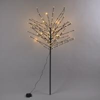 HEITRONIC LED beleuchteter Zweig für Innen und Außen batteriebetrieben