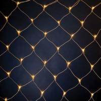 Hellum LED-Lichtnetz 192 BS warmweiss/weiss aussen