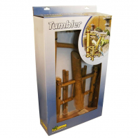 Ubbink BAMBOO - Bambus-Wasserschaukel - H66 x 39 x 30 cm