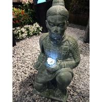 Ubbink Shanghai - Wasserspiel mit LED