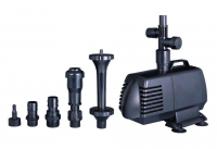 Ubbink XTRA 3900 - Springbrunnenpumpe - Qmax(l/h) 3900, 110W, Hmax(m) 4,20, 3/4 - Vulkan 100x90 cm, Schaumsprudler 50cm