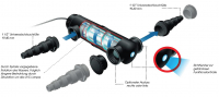 Ubbink ALGCLEAR UVC 2500 - UV-C Lampe (TUV-PL) : 5 Watt