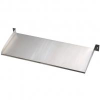 Ubbink BRISBANE 60 - Überlauf-Element, Inox 304 - H6 x 60 x 25 cm