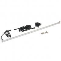 Ubbink LED STRIP 90 - Beleuchtung für Wasserfall - Trafo 230VAC/12VAC-50Hz, 62 LEDs kaltweiß, Kabel 5 m - LED: 420 Lumen, EEK A+, 7w - L90 cm