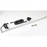 Ubbink LED STRIP 90 - Beleuchtung für Wasserfall - Trafo 230VAC/12VAC-50Hz, 62 LEDs blau, Kabel 5 m - LED: 420 Lumen, EEK A+, 7w - L90 cm