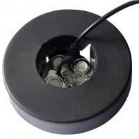 Ubbink MYSTMAKER III - LED, outdoor, inkl. 3 Discs Ø20 mm, Ø18 cm, LEDs 3x5 weiß, Nebel 1240ml/h, Trafo 24V, 60W, 75 Lumen, EEK A+, 1,5W
